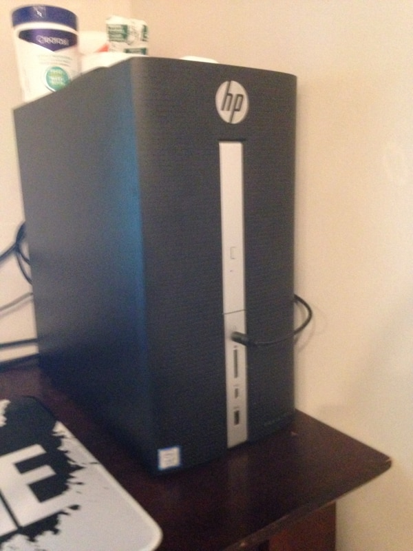 Hp pavilion gaming pc