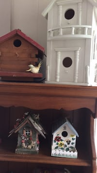 Assorted birdhouses Middletown, 10940