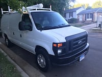Ford - E-Series - 2012 Upper Marlboro