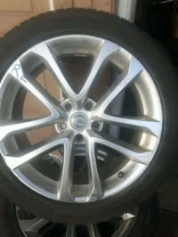 2014 Nissan - Altima rims  Ajax