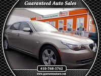 BMW 5 Series 2008 Glen Burnie, 21061