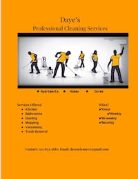 House cleaning Petersburg