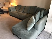 2 piece Broyhill living room sectional Silver Spring, 20910