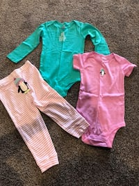 Size 24m first picture all new without tag . Boyds, 20871