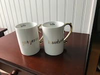 Hello Gorgeous and Hello Handsome Mug set West Lincoln, L0R
