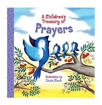 A Children's Treasury of Prayers Hardcover Book Lake Forest, 92630