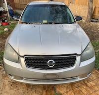 2006 Nissan Altima 2.5S Not Running Silver Spring, 20903