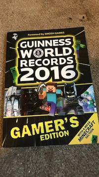 Guiness world records 2016