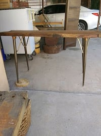 brown wooden table with chairs El Monte, 91734