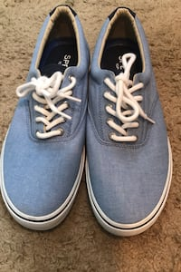 Men's light blue Sperry Top Sider sz 11  Linthicum Heights, 21090