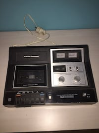 Panasonic RS-269US Stereo Cassette Tape Deck