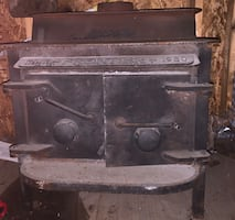 Frontier Wood Burning Stove
