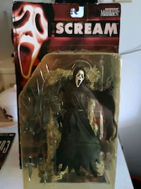 Mcfarlane Scream figure  Surrey, V3R 6X9