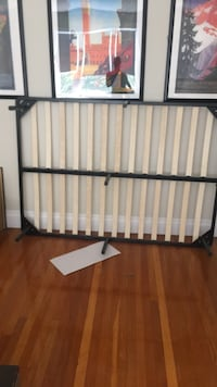 Full size bed frame (like new) Boston, 02135
