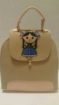 YUTE / Embroidered backpack/purse Brownsville, 78520