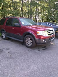 07 Ford Expedition. Needs motor or timing chain  Brandywine, 20613