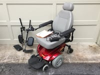 Jazzy Select GT Chair 374 mi