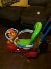 toddler's green and red plastic toy Oxon Hill, 20745