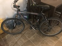 black and gray hardtail mountain bike Regina, S4S 6A7