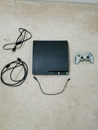 250GB Slim PS3 Fairfax, 22033