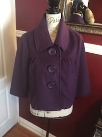 George short coat top size medium Oakville, L6H 1Y5