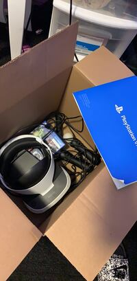 Playstation VR perfect condition Springfield, 22150