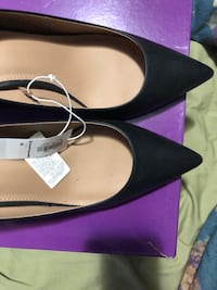 Pair of black pointed-toe pumps Silver Spring, 20904