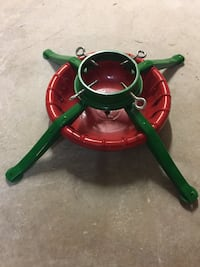 green and red steel frame Rockville, 20852