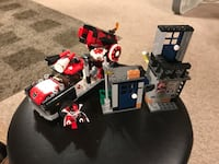 Lego Harley's Cannon Truck Set with Two minifigures and Instruction booklets Mobile, 36619