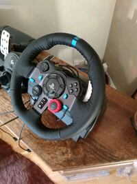 Logitech G29 Racing wheel + fotpedal + shifter Stockholm, 116 36