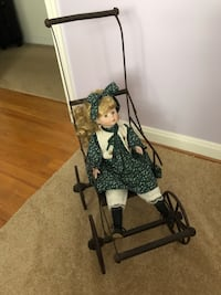Antique doll stroller - OBO Fairfax, 22030