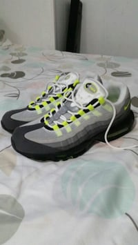 Nike Air Max 95 Patch OG Neon SZ 11