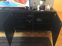 Beautiful glass tops cabinet comes in 2 paces  Oakville, L6J 3N3