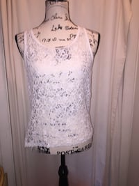 Forever 21 lace sleeveless top Scottsville, 14546