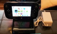 Wii U Deluxe 32gb Console, controller, & games bundle Richardson, 75081