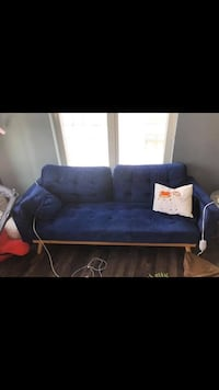 New Blue Couch Perfect For Small Apartment Stamford, 06901