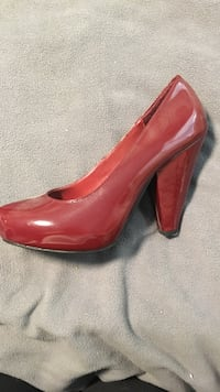 Maroon heels Maple Ridge, V2X 0M7
