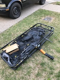 Pro series luggage rack carrier w bag and cargo net. Was 200 used once