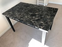 Dinning table (firm price )