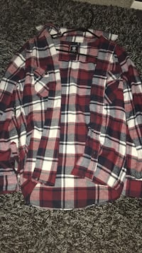 amnesia flannel (men's)