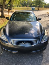 2008 Infiniti G37 Coupe Washington