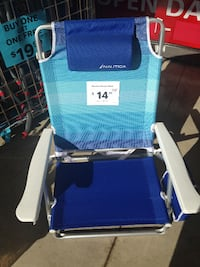 New Nautica Beach Chair 2263 mi