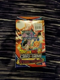 Dragon Ball Super Card Game - Ressurected Fusion Pack Ajax, L1T 3S8