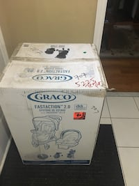 Graco fastaction fold 2.0 travel system 537 km