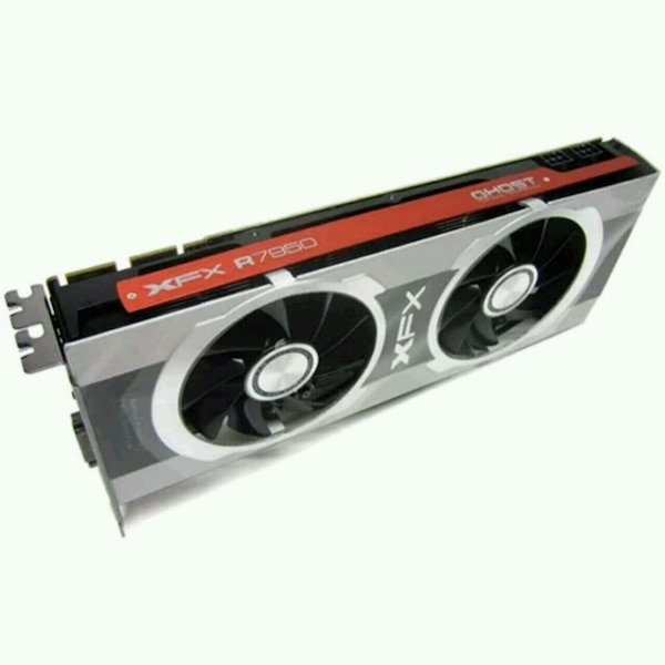 AMD XFX HD 7950 GHOST 3Gb aka R9 280