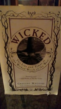 Wicked by Gregory Maguire Birmingham, 35217