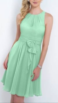 Mint Formal Dress Slatington