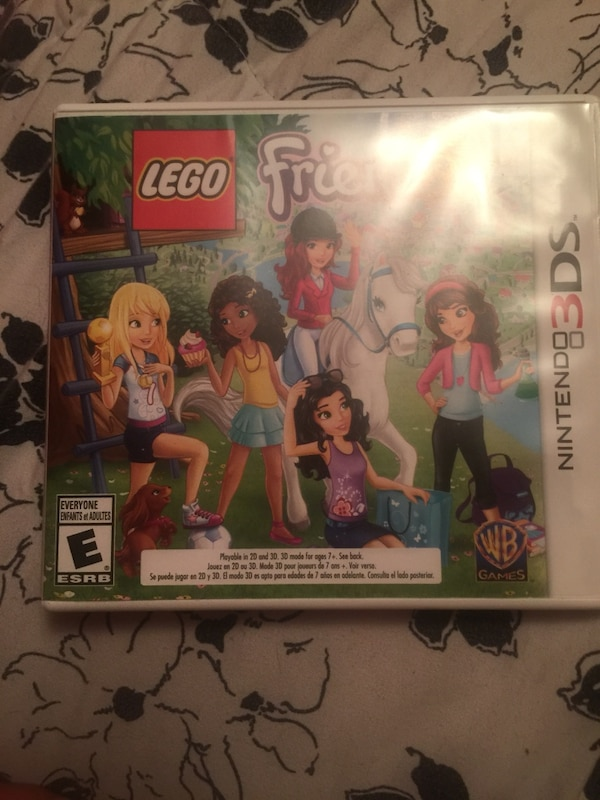 Used Lego Friends Nintendo 3ds Game For Sale In Ajax Letgo