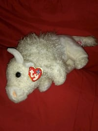 Ty Beanie Buddies - Roam the White Buffalo: Stuff Woodbridge, 22191