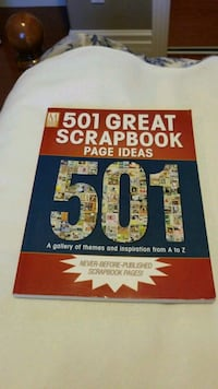 501 great scrapbook page ideas book